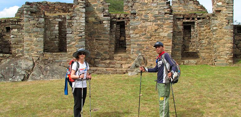 Mapis Explorer » Blog Archive » CHOQUEQUIRAO TREK 4 DAYS / 3
